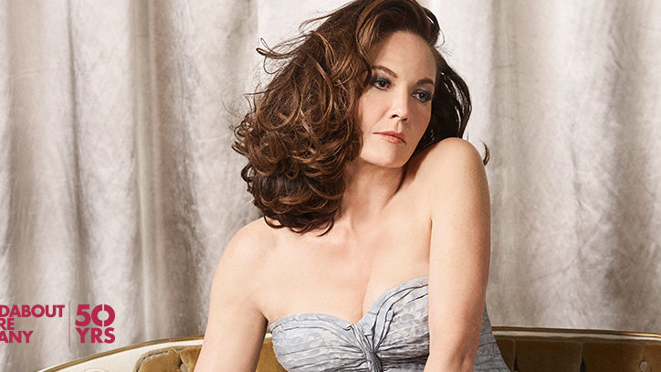 Diane Lane in The Cherry Orchard on Broadway