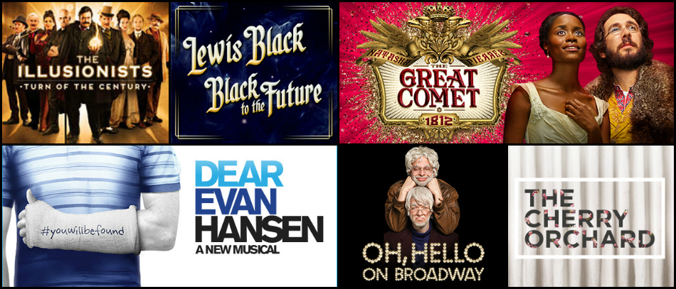 Fall 2016 Broadway Preview