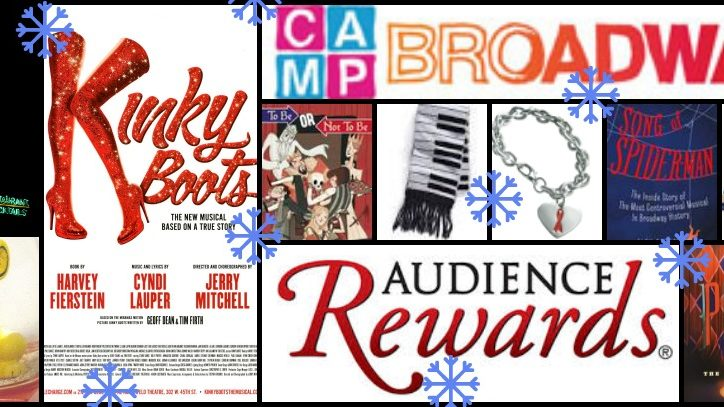 The 2013 Broadway Direct Holiday Gift Guide
