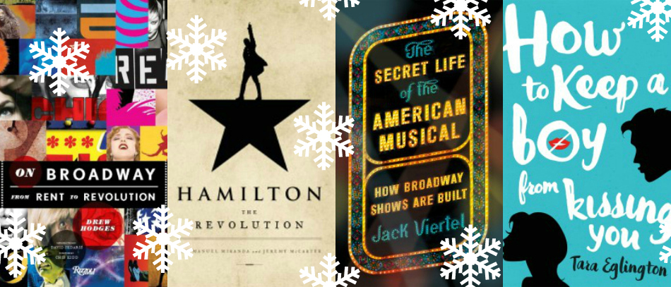 Holiday Gifts for Broadway Lovers