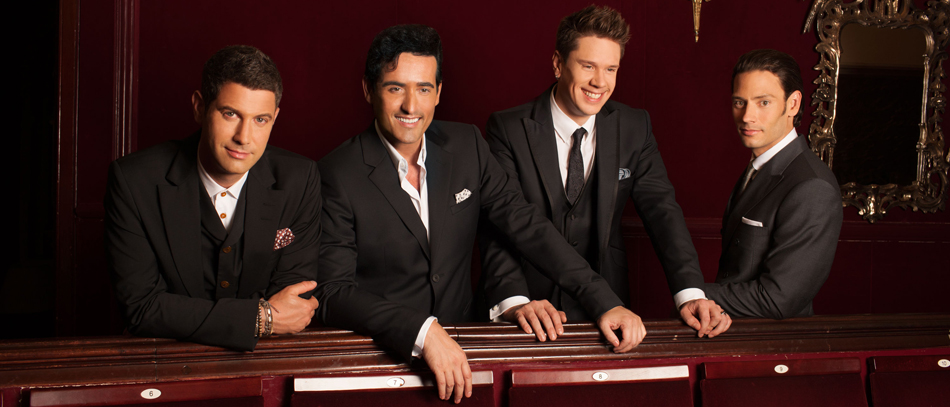 Il Divo – A Musical Affair to Play Broadway