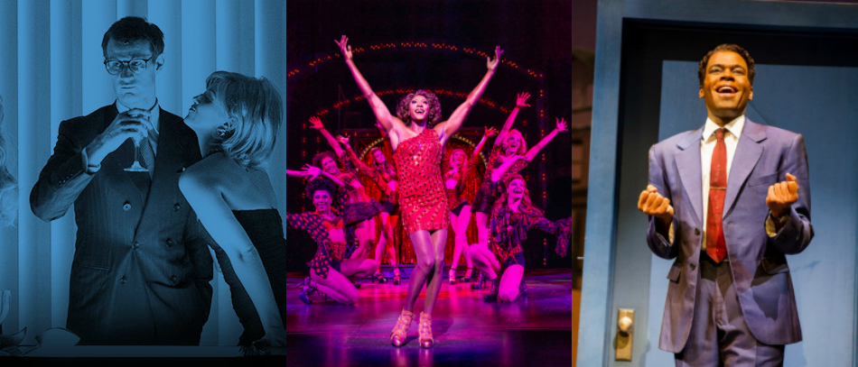 London and New York Share Theatrical Hits