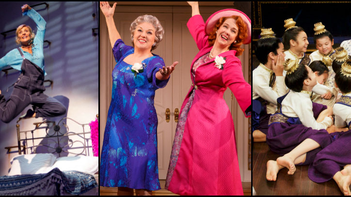 Broadway's Musical Mothers