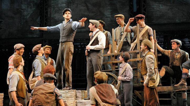 How to Watch <em>Newsies</em> on the Big Screen