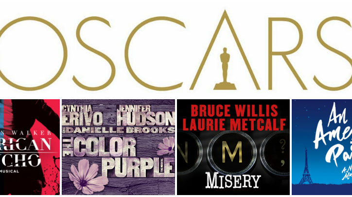 Hollywood and Broadway: 2016 Oscars
