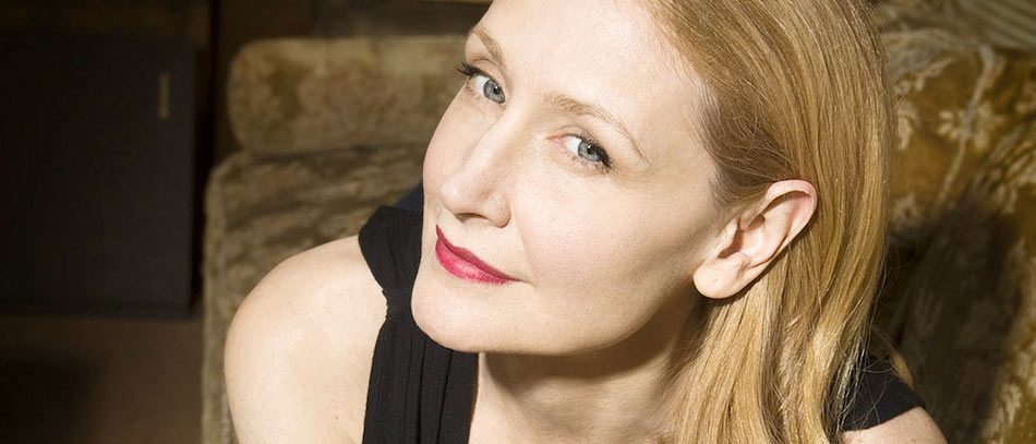 A headshot of Patricia Clarkson