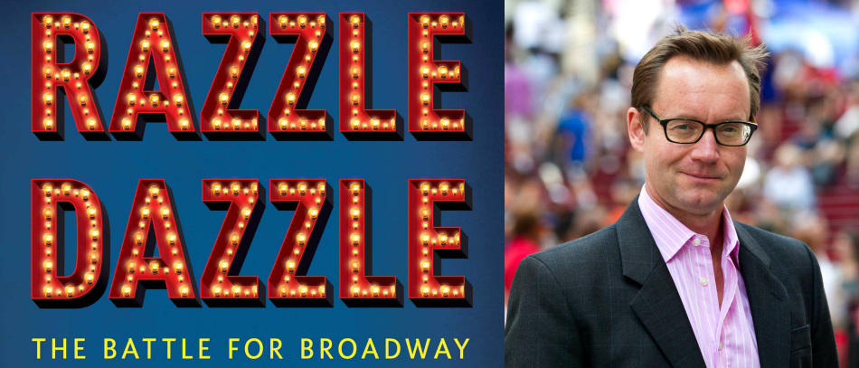 Q&A: Michael Riedel on Razzle Dazzle