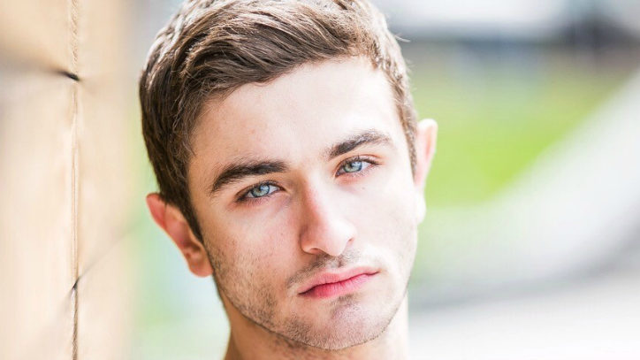 A headshot of Ricky Ubeda