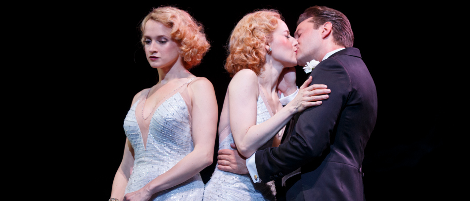 The Broadway company of Side Show the musical