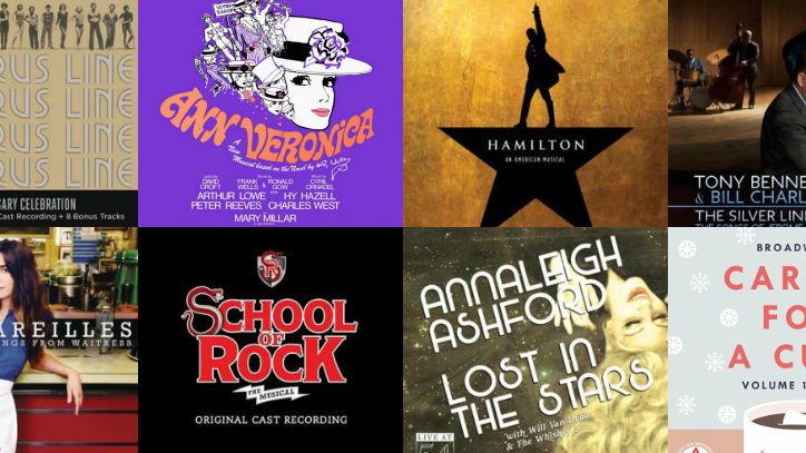 A Musical Holiday Guide: 24 new recordings perfect for theater lovers