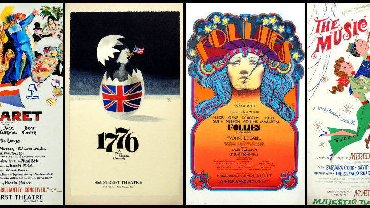 Triton Gallery, Broadway's Poster Shop, Turns 50