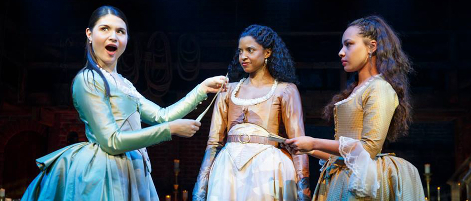 Meet the Magnetic Schuyler Sisters, the Heart of Hamilton
