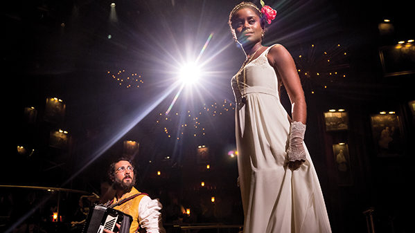 Sneak Peek: The Great Comet