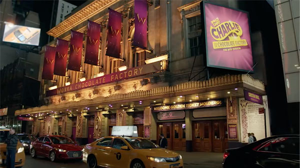 charlie and the chocolate factory to launch national tour  you re invited to a world of pure imagination