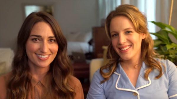 Sara Bareilles & Jessie Mueller
