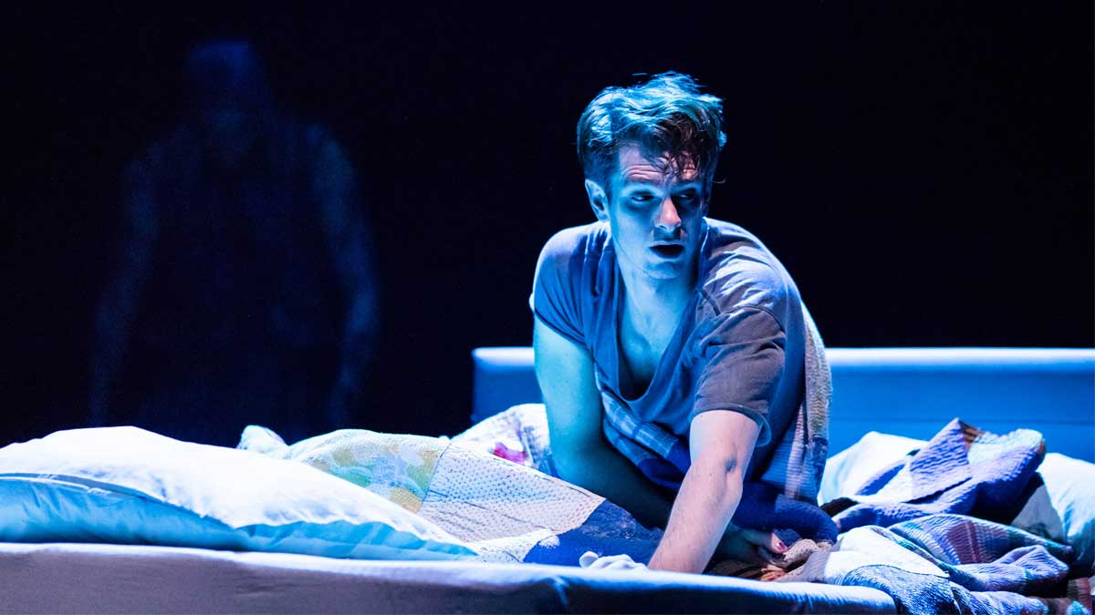 National Theatre Live: Angels in America Trailer