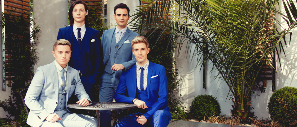 Collabro: The Boy Band for Musical Fans