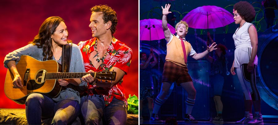 Maragaritaville and SpongeBob Headed to Broadway