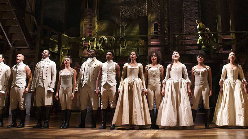 Hamilton's America to air on PBS on December 1, 2017 at 9PM ET