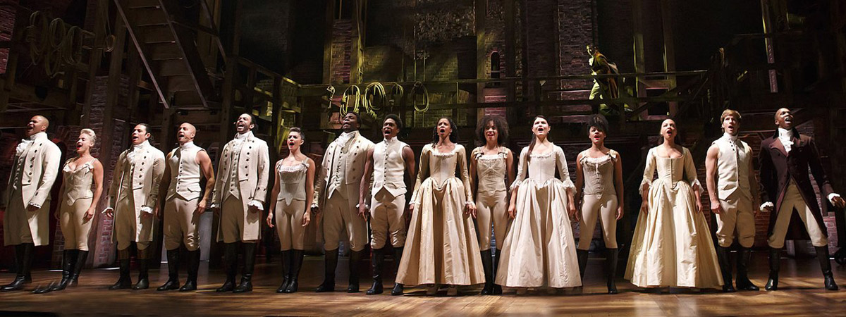 Encore of <em>Hamilton's America</em> to Play on PBS