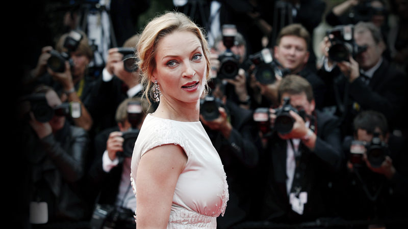Uma Thurman to Make Broadway Debut