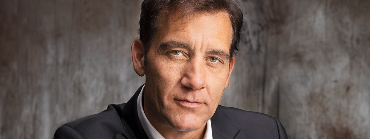 Headshot of Clive Owen