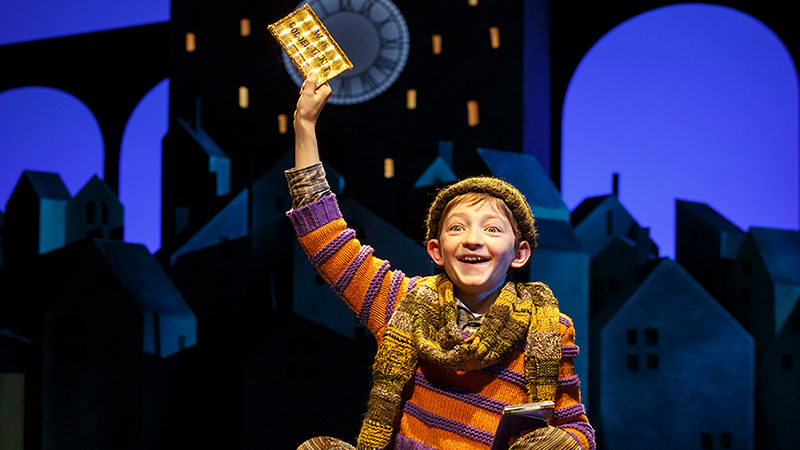 <i>Charlie and the Chocolate Factory</i>: Touring Cast Revealed