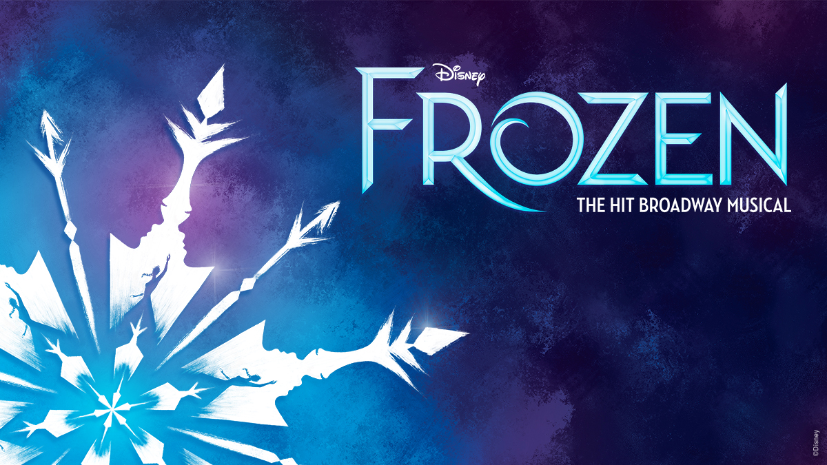 Frozen the Musical on Broadway