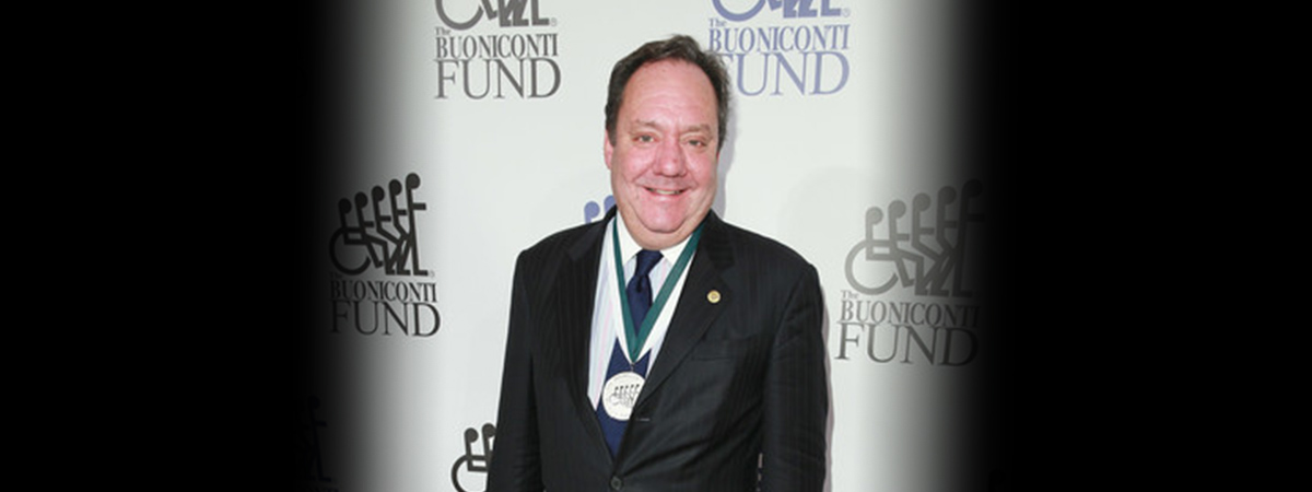 James L. Nederlander Honored