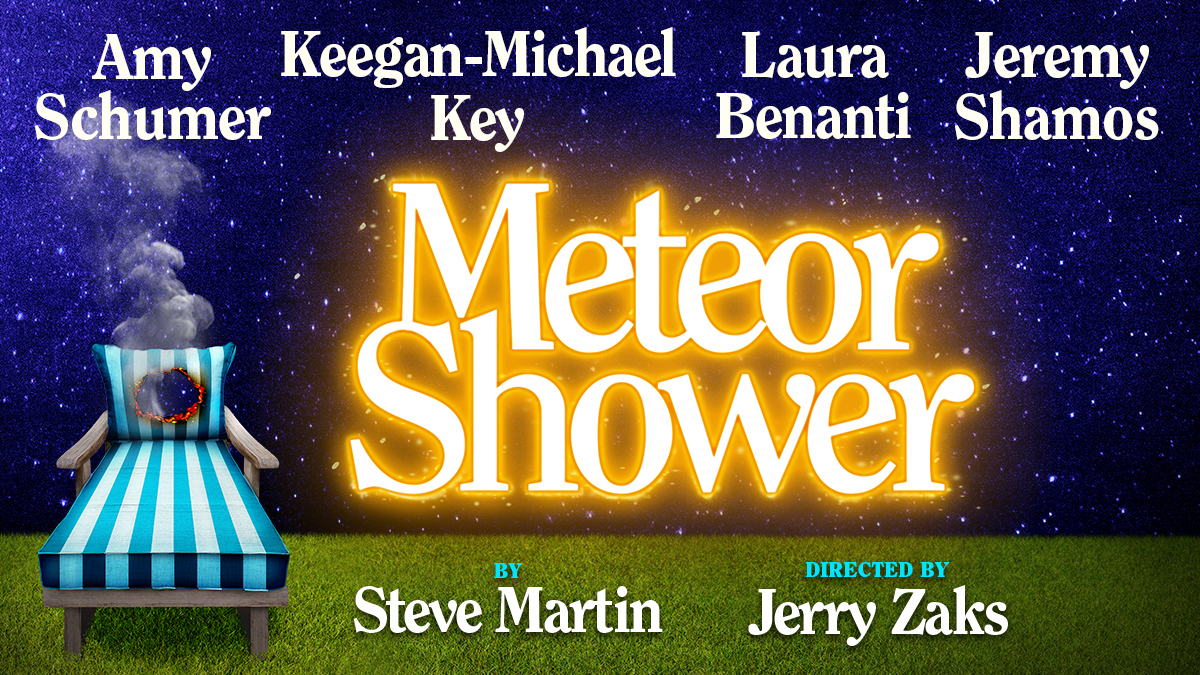 Meteor Shower on Broadway
