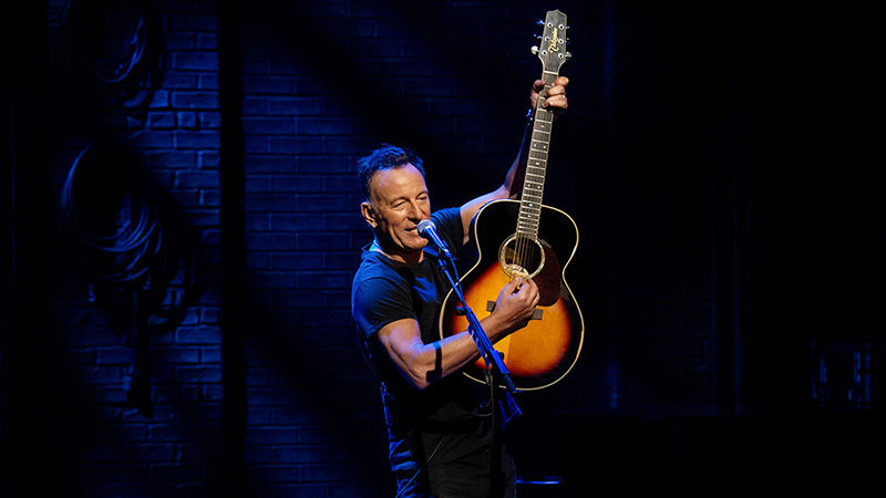 Springsteen on Broadway | Now streaming on Netflix