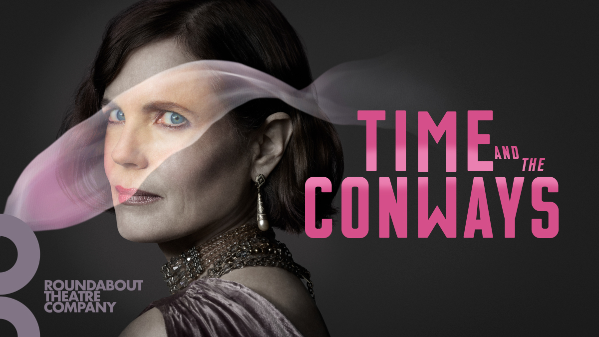 Elizabeth McGovern in Time and the Conways on Broadway