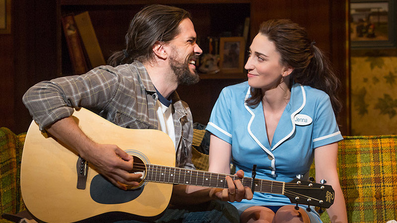 Will Swenson Back for Seconds at <em>Waitress</em>