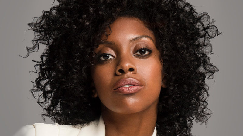 Condola Rashad in Bernard Shaw's Saint Joan at Manhattan Theatre Club