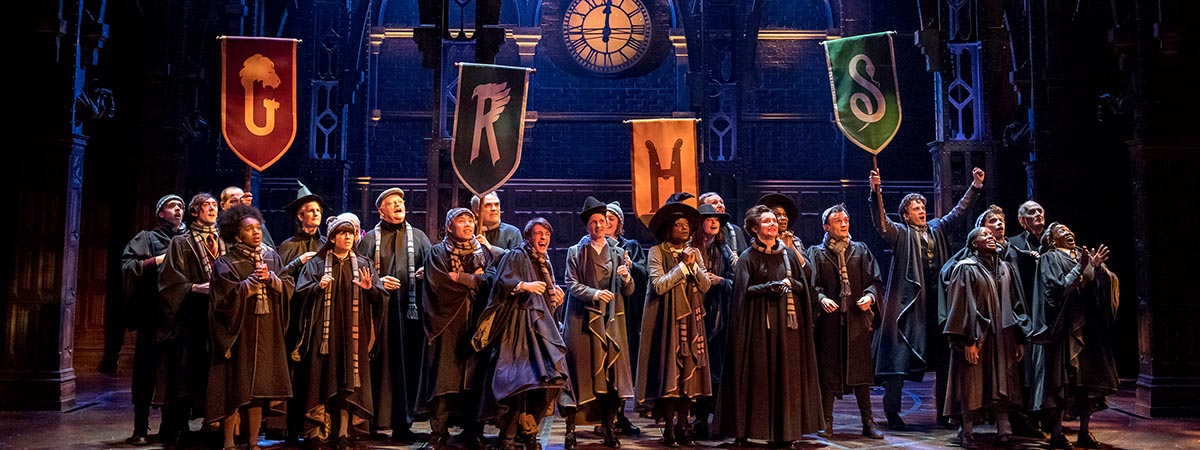 The Magic Begins for <em>Harry Potter and the Cursed Child</em>
