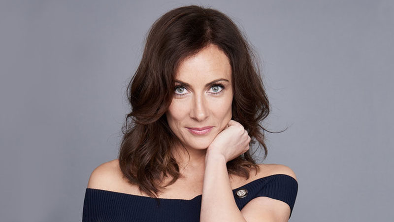 Laura Benanti in Meteor Shower on Broadway, written by Steve Martin