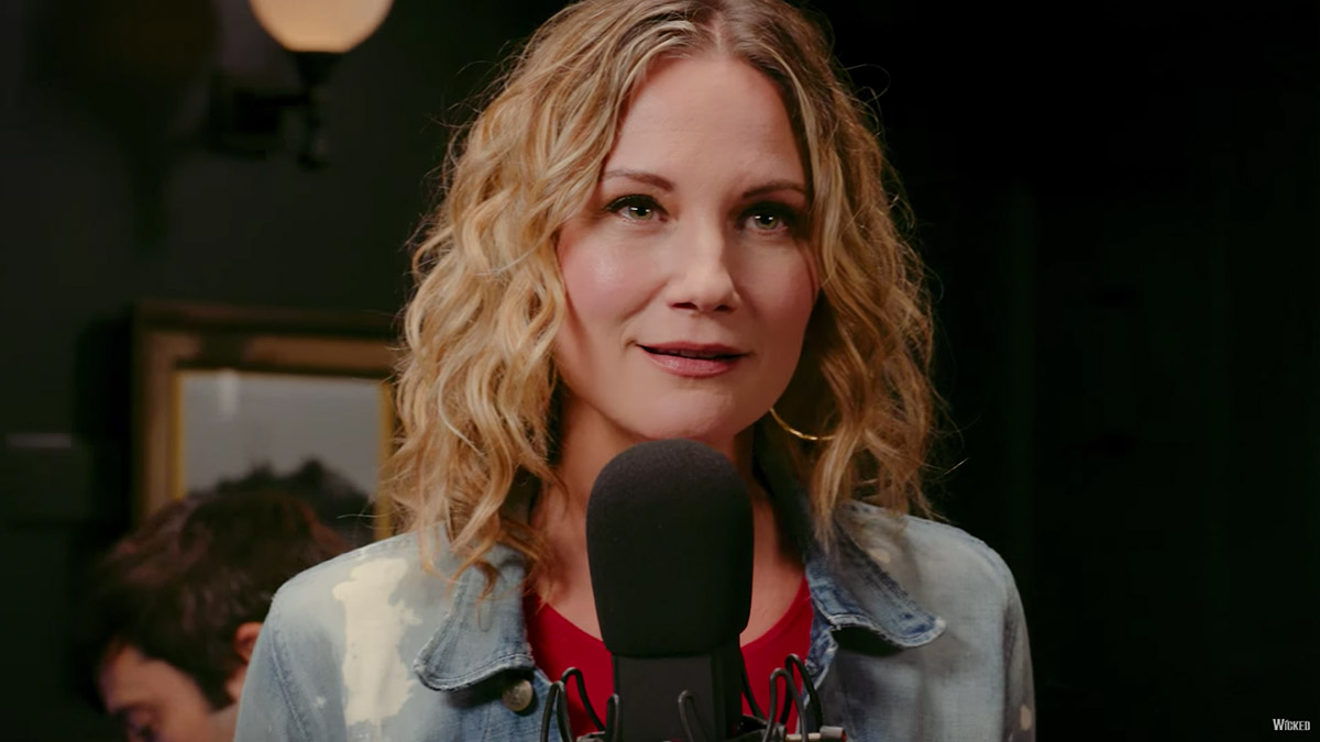 Jennifer Nettles performs No Good Deed from Wicked the Musical on Broadway