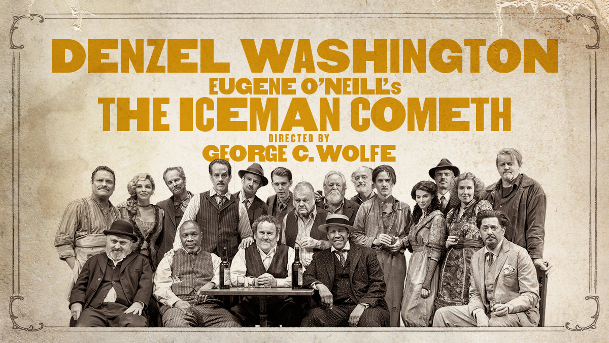 The Iceman Cometh on Broadway