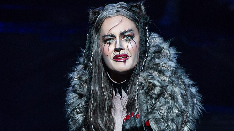 Mamie Parris on Her Powerhouse Performance as Grizabella in <em>Cats</em>
