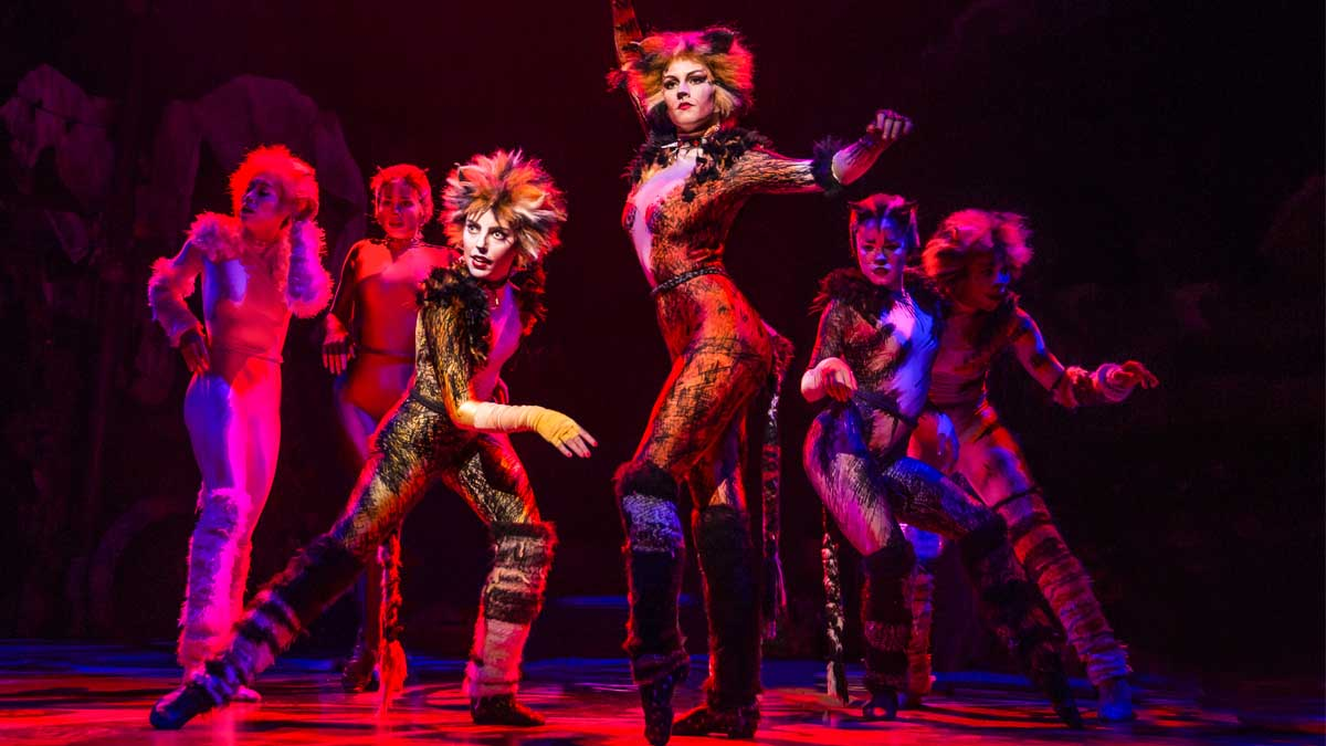 Win 2 Tickets to <em>Cats</em> on Broadway