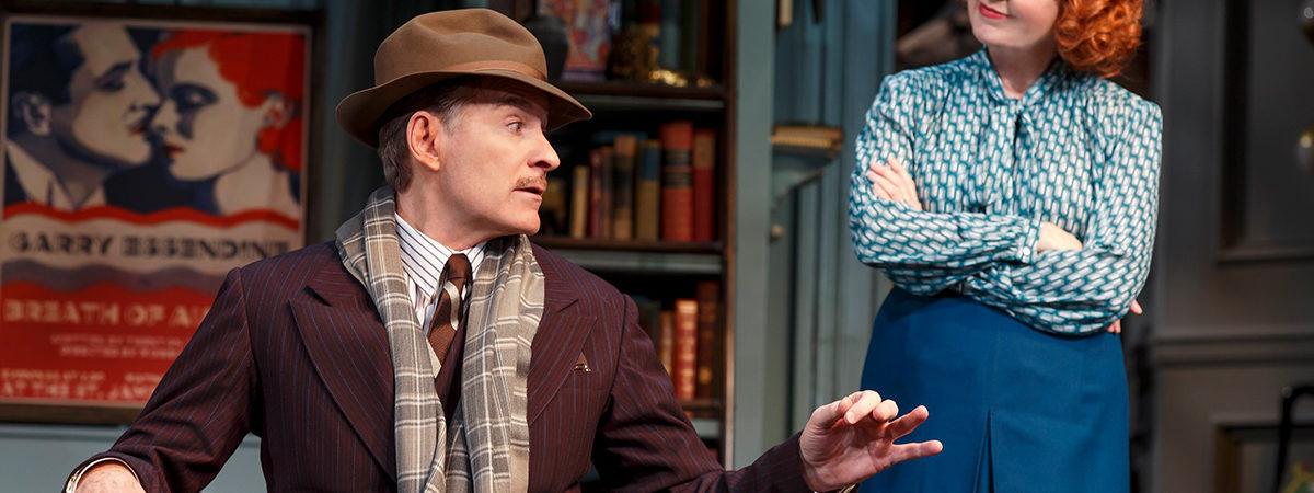 Present Laughter Starring Kevin Kline Airs on PBS Great Performances