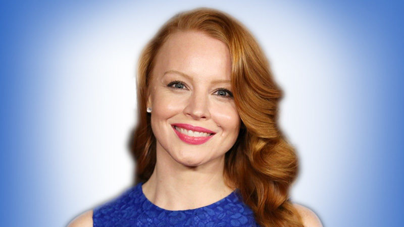 Lauren Ambrose is Eliza Doolittle in My Fair Lady on Broadway