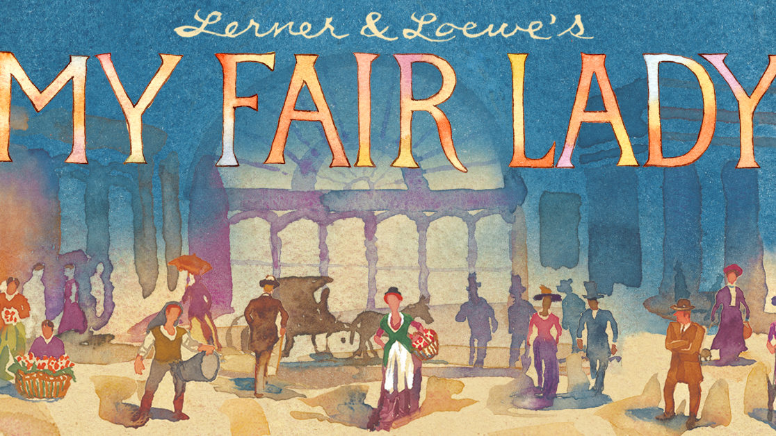Lerner and Lowe's My Fair Lady at Lincoln Center Theatre