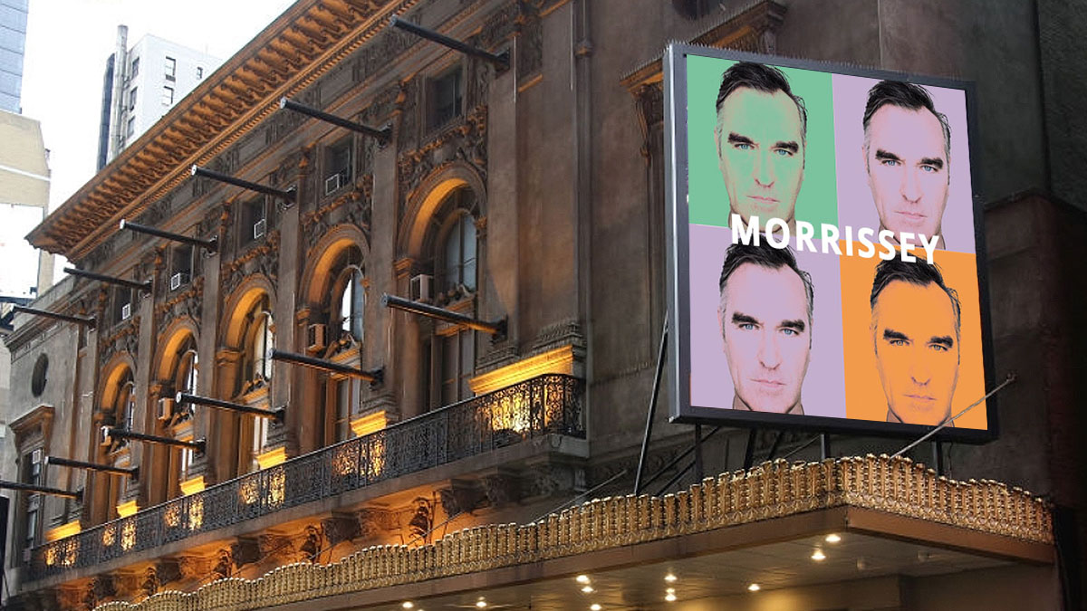 Morrissey on Broadway at the Lunt-Fontanne Theatre | Tickets and Information