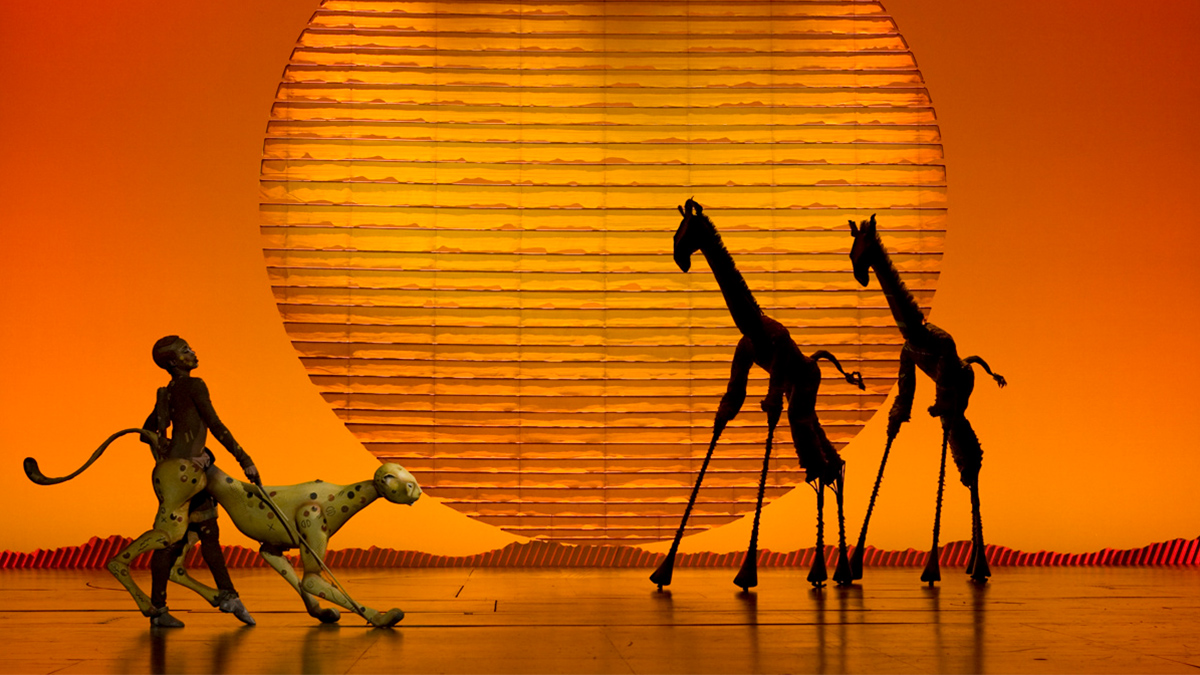 Disney's The Lion King 20th Anniversary Broadway Performance