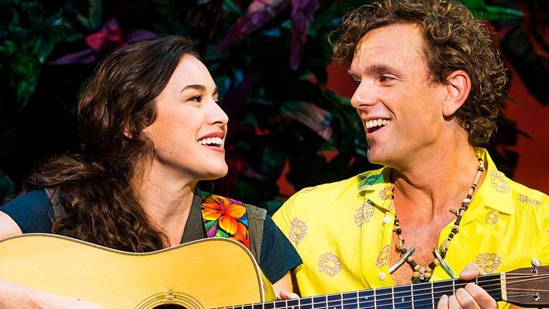 Christopher Ashley on Creating <em>Escape to Margaritaville</em>