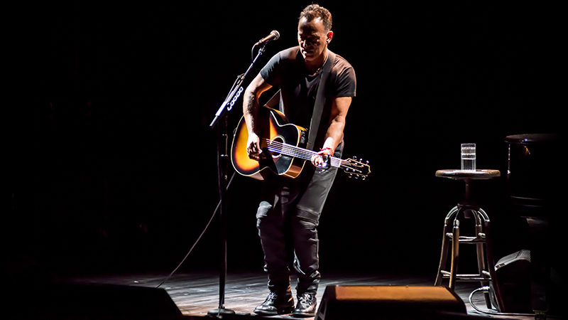 Born to Run: Springsteen Extends on Broadway