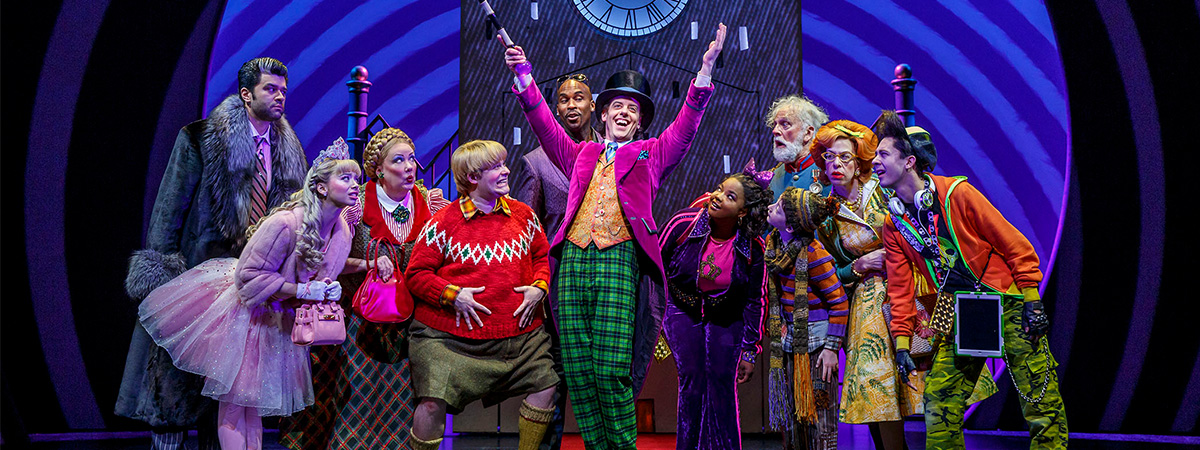<em>Charlie and the Chocolate Factory</em> to Tour- Nine Weeks Left of Broadway