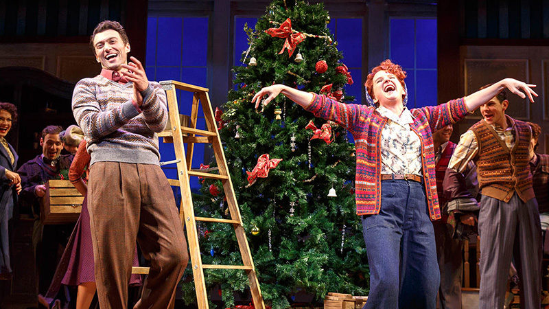 The Broadway musical Holiday Inn airs on PBS Great Performances