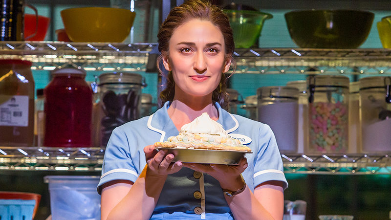 Anyone for Seconds? Sara Bareilles Returns to <em>Waitress</em>